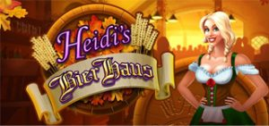 Play For Free Heidis Bier Haus Slot Machine Online