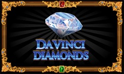Play For Free Da Vinci Diamonds Slot Machine Online
