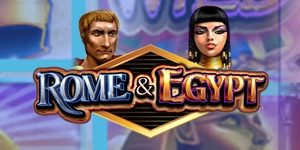Play For Free Rome & Egypt Slot Machine Online