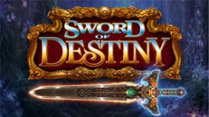Play For Free Sword of Destiny Slot Machine Online
